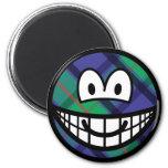 Scottish smile   fridge_magents_magnet