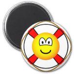 Lifesaver emoticon   fridge_magents_magnet