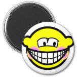 Shy smile   fridge_magents_magnet