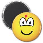 Hit emoticon   fridge_magents_magnet