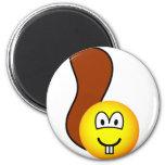 Squirrel emoticon   fridge_magents_magnet