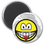 Einstein smile   fridge_magents_magnet