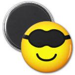 Sleeping mask emoticon   fridge_magents_magnet