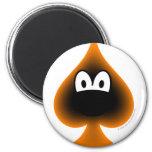 Spades emoticon   fridge_magents_magnet