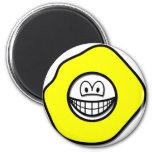 Play dough smile   fridge_magents_magnet