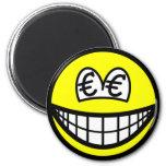 Euro eyed smile   fridge_magents_magnet