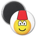 Tommy Cooper emoticon   fridge_magents_magnet