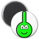 Teletubbie buddy icon Dipsy  fridge_magents_magnet