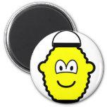 Japanese lantern buddy icon   fridge_magents_magnet