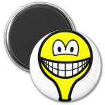 Party balloon smile   fridge_magents_magnet