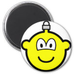 Christmas ball buddy icon   fridge_magents_magnet