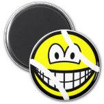 Tennisball smile   fridge_magents_magnet