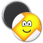 Up right emoticon arrow  fridge_magents_magnet