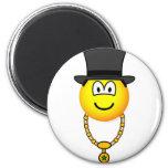 Mayor emoticon   fridge_magents_magnet