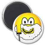 Shaving emoticon   fridge_magents_magnet