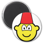 Tommy Cooper buddy icon   fridge_magents_magnet