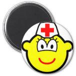 Nurse buddy icon   fridge_magents_magnet