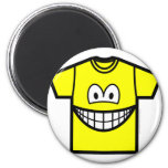 T-shirt smile   fridge_magents_magnet