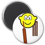 Cricket buddy icon   fridge_magents_magnet
