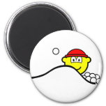 Snowball fight buddy icon   fridge_magents_magnet