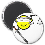 Justice buddy icon   fridge_magents_magnet