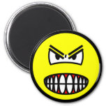 Angry smile   fridge_magents_magnet