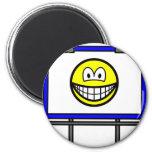 Billboard smile   fridge_magents_magnet