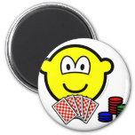 Poker buddy icon   fridge_magents_magnet