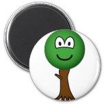 Tree emoticon   fridge_magents_magnet