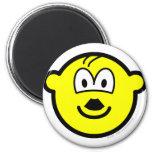 Hitler buddy icon   fridge_magents_magnet