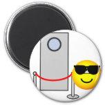 Bouncer emoticon   fridge_magents_magnet