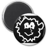 Lightning buddy icon   fridge_magents_magnet