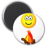 Campfire emoticon   fridge_magents_magnet