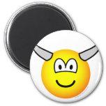 Horny emoticon   fridge_magents_magnet