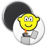 Pyro buddy icon   fridge_magents_magnet