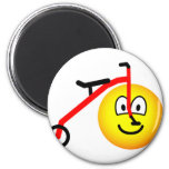 Driewieler emoticon   fridge_magents_magnet