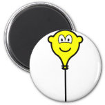 Balloon buddy icon On a string  fridge_magents_magnet