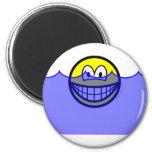 Flooded smile   fridge_magents_magnet