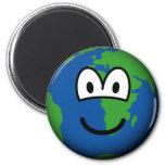 Earth emoticon   fridge_magents_magnet