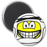 Arab smile   fridge_magents_magnet