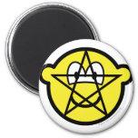 Pentacle buddy icon   fridge_magents_magnet