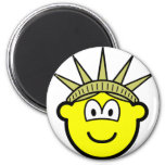 Buddy icon of liberty   fridge_magents_magnet