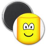 Cylinder emoticon   fridge_magents_magnet