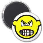 Angry buddy icon   fridge_magents_magnet