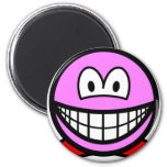 Kirby smile   fridge_magents_magnet