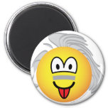Einstein emoticon   fridge_magents_magnet