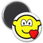 Love heart buddy icon   fridge_magents_magnet