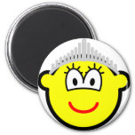 Queen buddy icon   fridge_magents_magnet