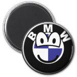BMW emoticon   fridge_magents_magnet