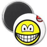 Devil on shoulder smile   fridge_magents_magnet